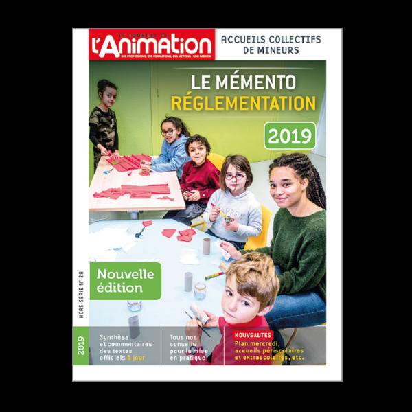 Le mémento réglementation ACM 2019